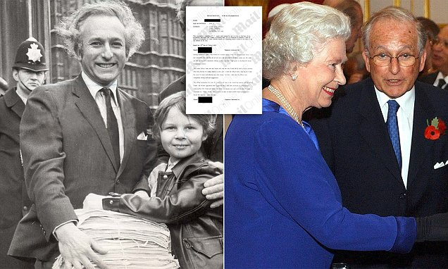Lord Janner's child sex abuse police cover up revealed in new evidence