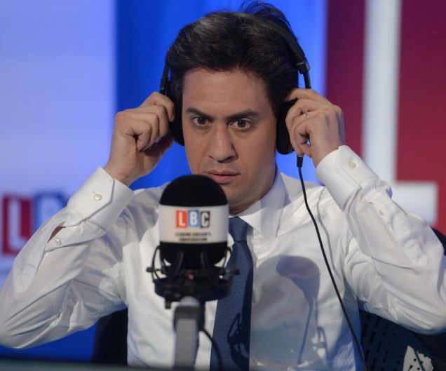 Ed Miliband attacked by woman whose mother died under Labour's NHS