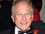 LORD JANNER at a dinner in London on 8th May 2002. OZS 29...Great Britain...2002 LORD JANNER ALL