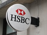 A general view of a sign for HSBC in London.   As the banking giant has been fined £10.5 million for giving 'inappropriate investment advice' to elderly customers, the Financial Services Authority said today.    File photo dated 24/6/2011.  PRESS ASSOCIATION Photo. Issue date: Monday December 5, 2011.  See PA story CITY HSBC. Photo credit should read: Lewis Whyld/PA Wire