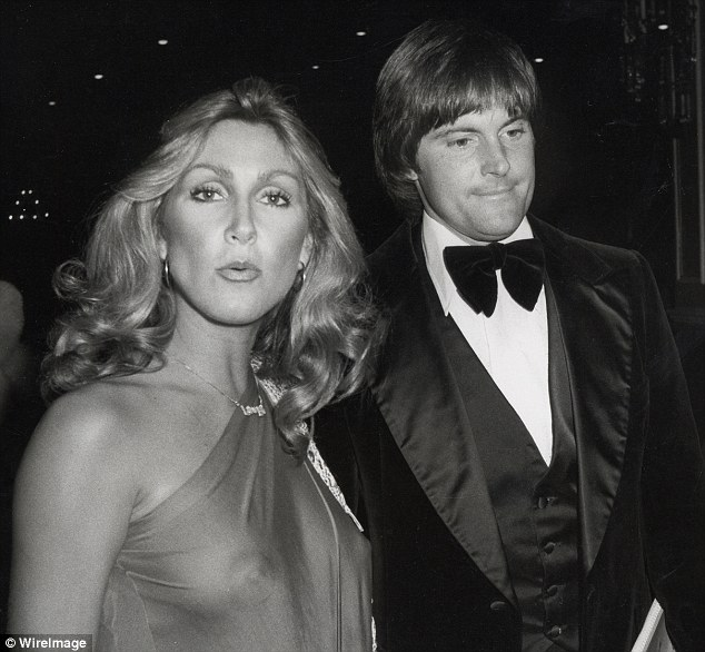 Former couple: Bruce Jenner and Linda Thompson (seen together) met at the Playboy mansion. They fell in love and got married when she was already pregnant with their first son, Brandon. They later had another son
