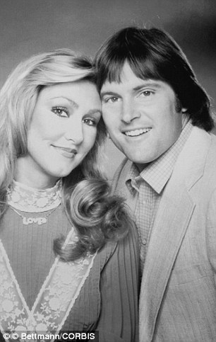 Second wife: Linda Thompson and Bruce were married between 1981 and 1986. Bruce said she realized his feelings were not fleeting. Thompson (pictured in the 80s) called Bruce an inspiration