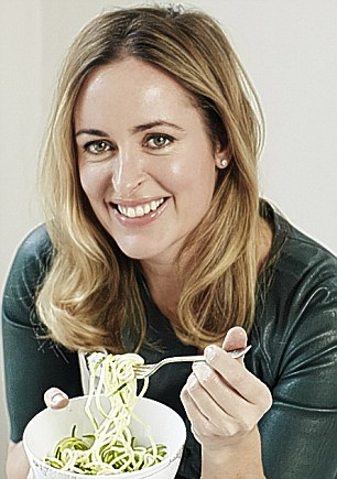 Changing lifelong eating habits takes time and commitment, Amelia Freer (pictured) says