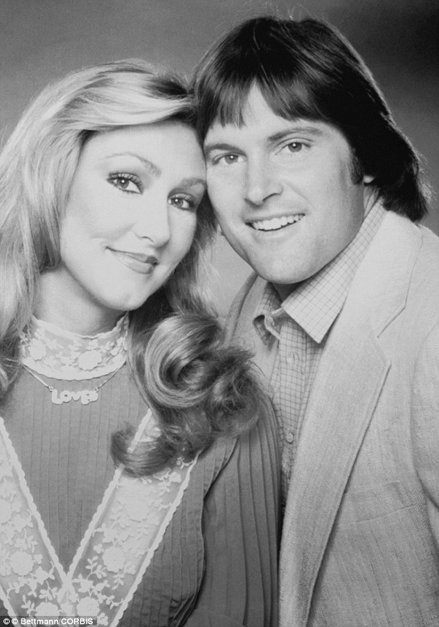 Beauty queen: Linda was a former Miss Tennessee who had had a four-year relationship with Elvis Presley. She and Bruce, pictured in December 1980, started seeing each other before his first marriage officially ended