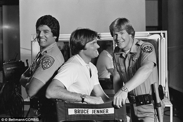Stardom: Around the time he met Linda, the Olympic athlete was fielding TV hosting and acting gigs. In 1981, he briefly replaced Erik Estrada on CHiPS and appeared in six episodes as Officer Steve McLeish
