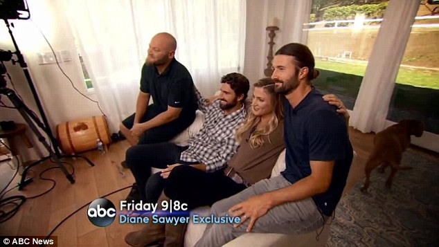Supportive: Bruce's four kids from his first two marriages appeared in the Diane Sawyer special and are totally supportive of their father's new life