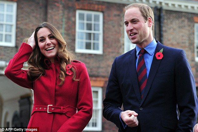 Acquaintances: According to The Globe, a tabloid, Kate had a '44 minute' meeting with her supposed sister-in-law during a visit to the U.S. last year - and was amazed by her likeness to Princess Diana