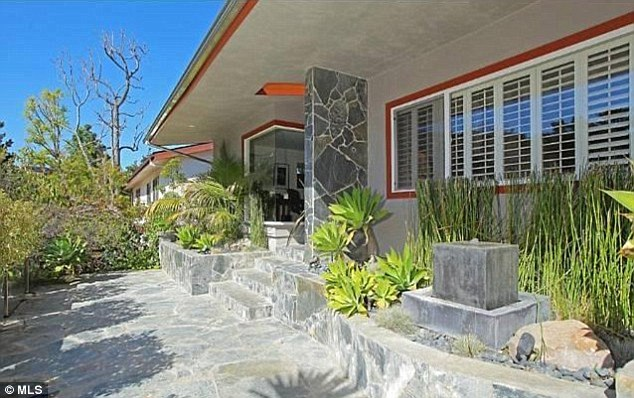 On the market: Joe Manganiello has just listed his Hollywood Hills, California, property for sale