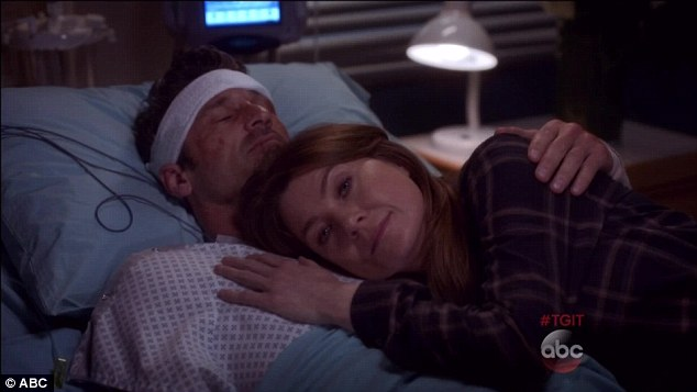 What could've been: Meredith envisioned a different outcome for her and Derek