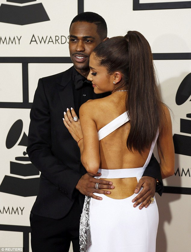 Humiliated: 21-year-old Ariana was reportedly embarrassed by Big Sean's lyrics about her