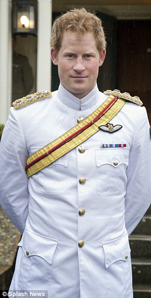 Eligible bachelor: Prince Harry is one of the eight 'future husbands' listed on the charm's playful spinner wheel