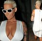 AMBER ROSE SEEN ARRIVING AT PLAYGROUND NIGHTCLUB IN LIVERPOOL \\n\\n***EXC ALL ROUND***\\n\\n***LUMINOUS***\\n\\nDanny Ryan \\n07515678193\\n\\n