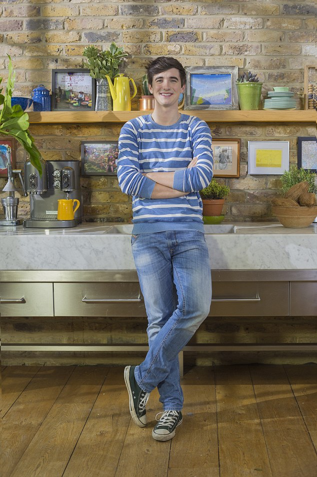 Donal Skehan is a self-taught cook who has been quietly building his portfolio in the last seven years