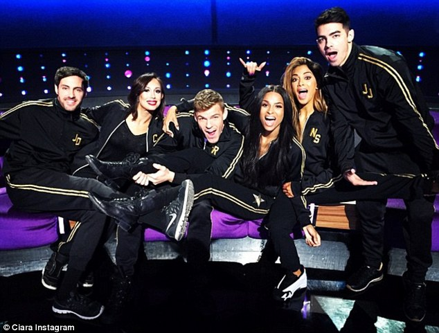 'This Show Is So Much Fun!': Ciara will share the spotlight with Joe Jonas, Cheryl Burke, Nicole Scherzinger, Jeff Dye, and Alan Ritchson in the variety show I Can Do That - the singer took to Instagram in April to promote the show