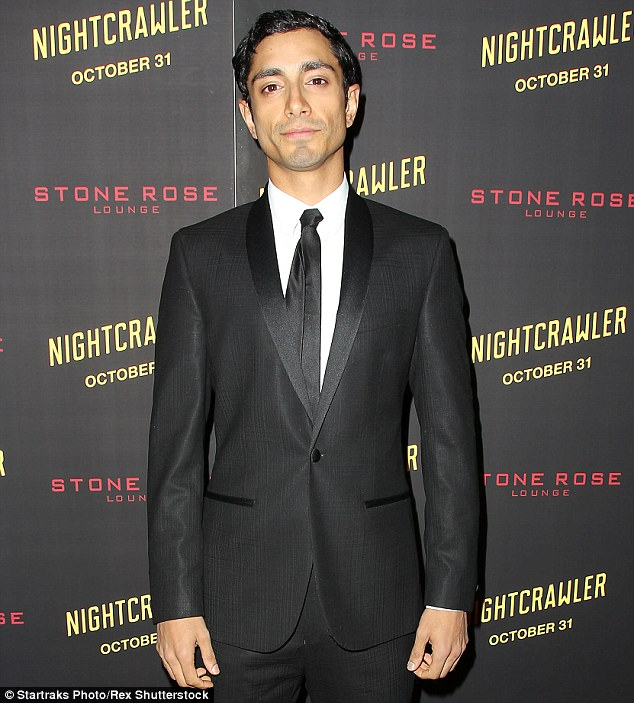 Will he be playing a character in a galaxy far, far away?:Also up for a part is 32-year-old Riz Ahmed, pictured in October