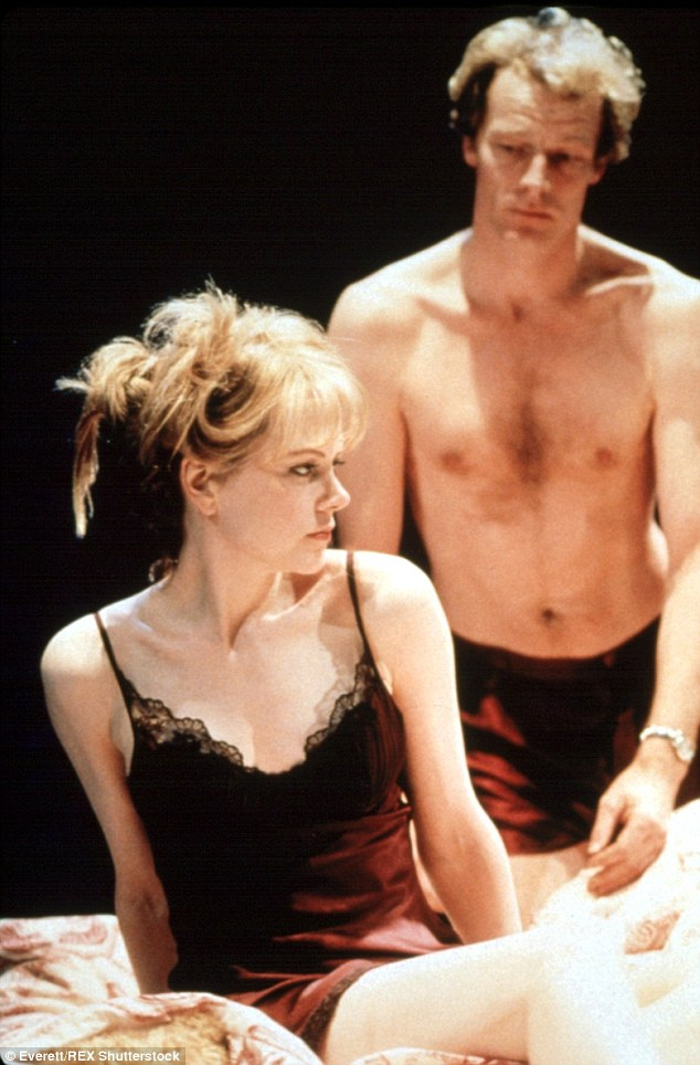 Kidman was last seen on stage in London in 1998, when she performed in The Blue Room at the Donmar