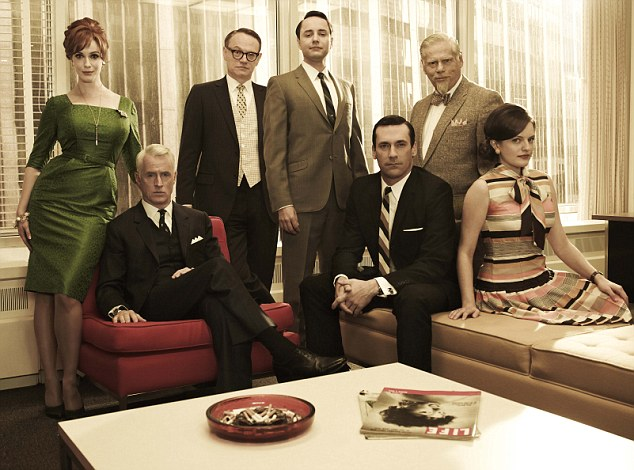 The latest episode of Mad Men was brilliantly elegant and compelling television as usual. But even its biggest fans would have struggled to enjoy it. It was hard watching without seeing it already mourning its own demise
