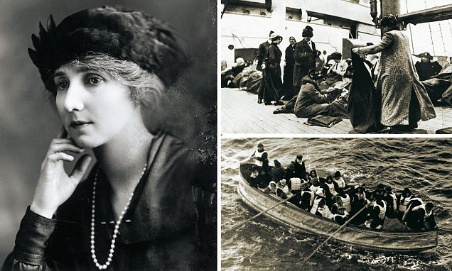 Titanic's secret saviour: The extraordinary story of the Countess of Rothes, an unsung