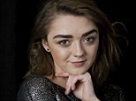 Maisie Williams. British actress. Berlinale 2015 Shooting Stars Award.    2015 Heiko Laschitzki / Agentur Focus Photo Credit: Focus / eyevine For further information please contact eyevine tel: +44 (0) 20 8709 8709 e-mail: info@eyevine.com www.eyevine.com