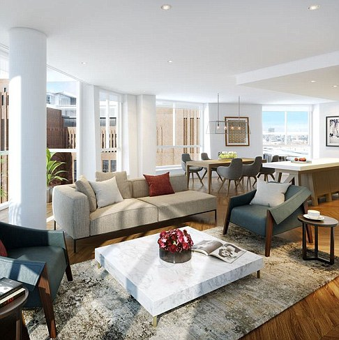 Inside the Battersea Power Station flats that could be yours from £495,000