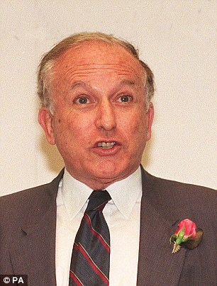 The decision not to charge Lord Janner, pictured here in 1996, has become one of the biggest scandals of recent times