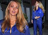 Blake Lively leaving Sam Brocato Salon after getting her hair done and changing into another new outfit in New York City.After leaving her appearance at the Apple store in Soho she went to a hair salon near by and after about an hour she came out with another new outfit and also had hair done.\n\nPictured: Blake Lively\nRef: SPL1006765  220415  \nPicture by: Andrew Rocke / Splash News\n\nSplash News and Pictures\nLos Angeles: 310-821-2666\nNew York: 212-619-2666\nLondon: 870-934-2666\nphotodesk@splashnews.com\n