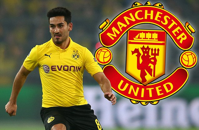 Manchester United close in on £20.5million deal to sign Germany internationalIlkay