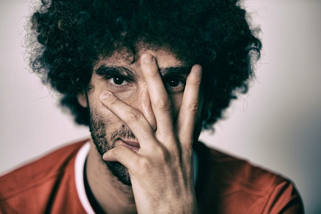 Marouane Fellaini speaks out ahead of his return to Everton with Manchester United: 'I