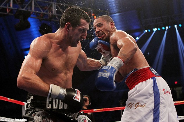 Another option for Froch could be a rematch with Ward, should the American beat Paul Smith