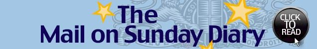 The Mail on Sunday Diary - Click To Read