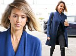 Pictured: Jessica Alba\nMandatory Credit © Isaac V/Broadimage\nJessica Alba Heads to her Office In Santa Monica\n\n4/25/15, Santa Monica, California, United States of America\n\nBroadimage Newswire\nLos Angeles 1+  (310) 301-1027\nNew York      1+  (646) 827-9134\nsales@broadimage.com\nhttp://www.broadimage.com\n
