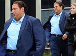 *** Fee of £150 applies for subscription clients to use images before 22.00 on  240415 ***\nEXCLUSIVE ALLROUNDERActor Jonah Hill appears to gain weight for his new role in the upcoming movie 'Arms And The Dudes' filming in Century City\nFeaturing: Jonah Hill\nWhere: Century City, California, United States\nWhen: 23 Apr 2015\nCredit: Cousart/JFXimages/WENN.com\n****Only available for publication in UK and New York Papers****