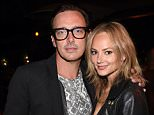 FILE - NOVEMBER 29: Actor Donovan Leitch and his his fiance Libby Mintz are expecting their first child together. LOS ANGELES, CA - JUNE 09:  Actor Donovan Leitch Jr. (L) and Libby Mintz attend the Take-Two E3 Kickoff Party at Cecconi's Restaurant on June 9, 2014 in Los Angeles, California.  (Photo by Michael Buckner/Getty Images for Take-Two)