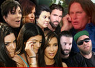 Bruce Jenner -- He'll Watch Diane Sawyer Interview Twice -- With Different Family Members