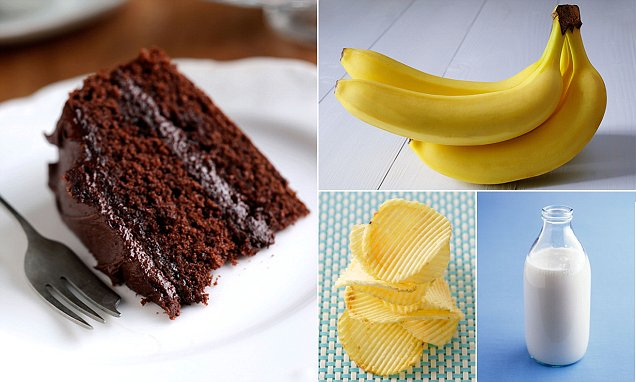 The ten foods you didn't know could be frozen