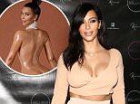 Kim Kardashian walked the the red carpet for sister Kylie Jenner's new hair extension line, at the James Kendall salon, on Thursday, November 13, 2014 X17online.com