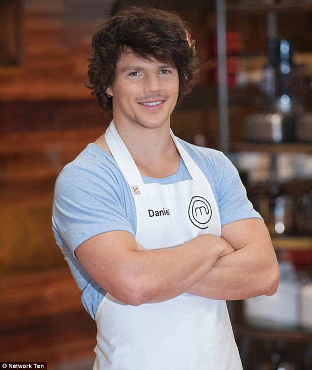 TV to NYC: Churchill soared to fame when he starred on MasterChef at 23, now at 25 he has a US book tour