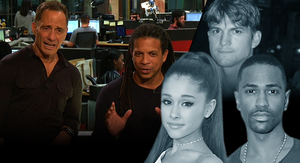 TMZ Live: Ariana Grande: Publically Taunts Big Sean with Justin Bieber