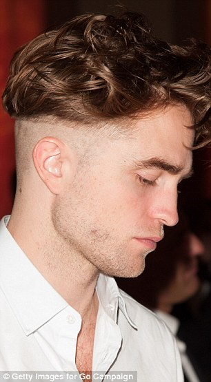 Robert Pattinson helped spark the new interest in this cut when he stepped out with a shaved-head and bowl cut combination