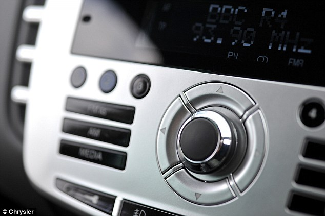 Growing numbers of car stereos now come with digital radio as standard, leading to a drop in FM listeners