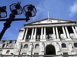 TELEVISION PROGRAMME: BANKERS Exterior of Bank of England, Threadneedle Street  - (C) BBC - Photographer: Alex Barrett