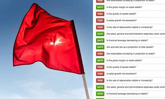 The red flags that can protect your portfolio from disaster