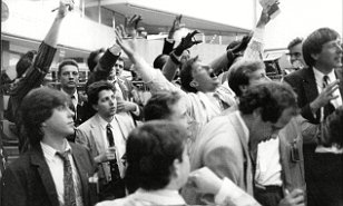 How the stock exchange works and what happens when you buy and sell shares