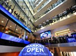 Markets: You can track performance of shares on indices such as the London Stock Exchange with a tracker fund