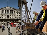 Overdone? The threat of a rate rise has seen shares in builders heavily sold off.