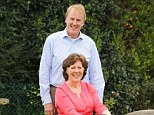 Saving hard: Kenneth and Camilla Bennett are keen on investment trusts