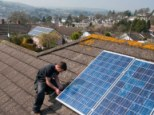 Sun seeker: You could earn more than 6 per cent a year by investing in renewable energy