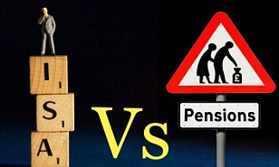 Should you invest in an Isa, a pension, or both: Use tax breaks to boost your returns
