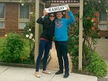 Bad Neighbours: Yes, television show Neighbours still exists. Here's Danielle and I at fictional Ramsay Street