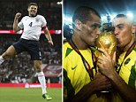 Short-lived: England's joy at getting to the World Cup won't last, according to Goldman's predictions